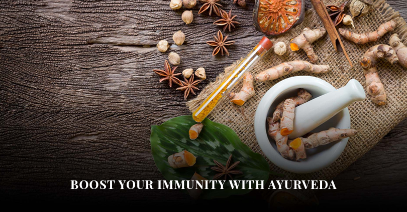 immunity boosting with ayurveda